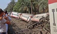 Mısır'da Tren Kazası! Demiryolları Genel Müdürü Görevden Alındı