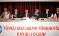 MOTAŞ ile Hak-İş Arasında Toplu Sözleşmesi İmzalandı