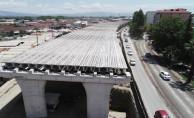 Salihli Köprülü Kavşak Projesinde Son Durum