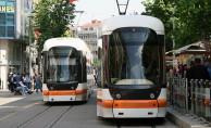 Son Dakika! Eskişehir'de tramvay seferleri durdu