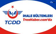 TCDD İhale: 60 E1'lik Raya Uygun Beton Traversli Makas Ferşi