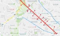 30 Ağustos Zafer Bayramı Nedeniyle İstanbul'da Bazı Yollar Trafiğe Kapatıldı
