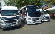 Bodrum'da Toplu Taşımada Dönüşüm Devam Ediyor