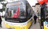Bursa'da Bayramda Kent Mezarlığı'na Ücretsiz Ulaşım