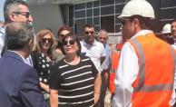 DHMİ Genel Müdürü Ocak, Muş Havalimanındaki Çalışmayı İnceledi