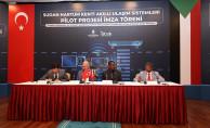 """İBB ve Sudan Arasında """"Hartum Akıllı Ulaşım Sistemi Pilot Projesi"""" Anlaşması"""