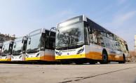 Karaman'da Belediye Otobüsleri 3 Gün Ücretsiz