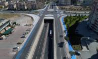 Konya'da 4 Köprülü Kavşak Hizmete Girdi