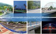 Sakarya'da Ulaşım 21 Yeni Köprüyle Maksimum Güvencede