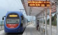 SAMULAŞ Uyardı! Tramvay 16 Gün Tekkeköy'e Gitmeyecek