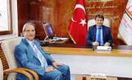 SESOB Başkanı Köksal TÜDEMSAŞ'ı Ziyaret Etti