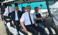 TCDD Genel Müdürü İsa Apaydın TÜVASAŞ'ı Ziyaret Etti