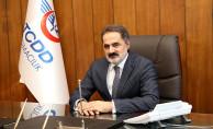 TCDD Taşımacılık AŞ Genel Müdürü Veysi Kurt'un Kurban Bayramı Mesajı