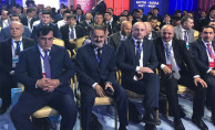 Trans Hazar Koridoru İle Avrupa'ya Konteyner Tren Seferleri Başladı