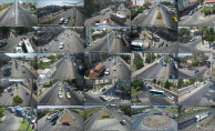 Akhisar'ın Ana Caddelerinde Akıllı Kavşak Düzenlemesi