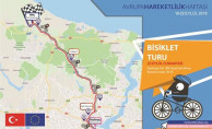 İBB Desteğiyle Bisikletle TEKNOFEST'e Gidecekler