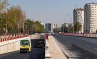 Kayseri'de İki Önemli Bulvar Alt Geçitlerle Buluşturuldu