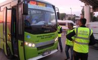 Kocaeli'de Özel Halk Otobüslerinde Ücretsiz Aktarma Dönemi