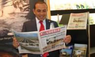 Özden Başkan Sivas'ta Toprağa Verildi