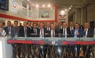 TCDD, Berlin İnnoTrans Fuarını Muhteşem Bir Finalle Taçlandırdı