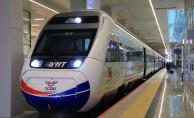 Yüksek Hızlı Tren 2021'de Seferlerine Başlayacak