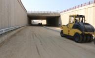 Alaşehir'in Dev Yatırımı Hızla İlerliyor