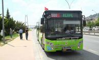 Kocaeli'de Yeni Otobüs Seferleri Yarın Başlayacak