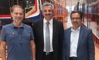 Sanayi ve Teknoloji Bakanlığından Bozankaya Firmasına Ziyaret
