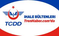 TCDD İhale : Hemzemin Geçitte Karayolu Trafik İşaretleme Levhası Yapılması