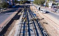 Türel: Varsak-Otogar Tramvay Hattı Yeni Yılda Hizmette Olacak