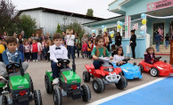 Uygulamalı trafik eğitim parkuru