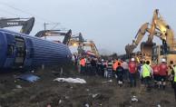 Çorlu Tren Kazasının Kamera Kayıtları Ortaya Çıktı