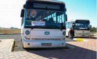 Diyarbakır'da Öğrencilere Ücretsiz Ring Servisi Devam Ediyor