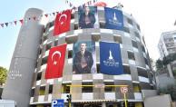 İzmir Hatay'daki Otopark Açıldı