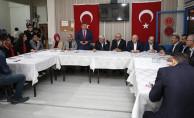 """Karaosmanoğlu: """"Darıca'da Yerin Altından Yeni Bir Yol Açıyoruz"""""""