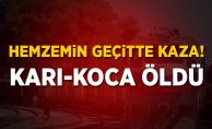 bKayseri#39;de Hemzemin Geçitte Kaza! 2 ölü/b