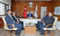 TSE Yöneticilerinden TÜDEMSAŞ'a Ziyaret