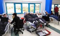 Ulaşım A.Ş.'den Kızılay'a Kan Bağışı