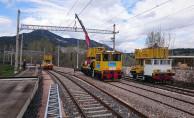 Bakan Turhan'dan Elektrifikasyon ve Sinyalizasyon Açıklaması