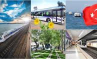 İzmir'de toplu ulaşımda rekor kırıldı! Raylarda 205 Milyon Yolcu