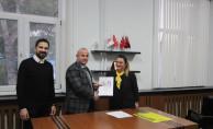 TÜVASAŞ Personeli İçin Yabancı Dil Eğitim Protokolü İmzalandı