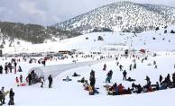 Denizli Kayak Merkezi Kış Turizminin Parlayan Yıldızı Oldu