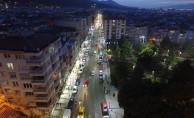 İzmir Caddesi'ne Modern Aydınlatma