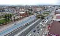 Köseköy Köprülü Kavşağı Trafiğe Açıldı