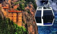 Sümela Manastırı Teleferik Projesi İhalesi 19 Şubat'ta