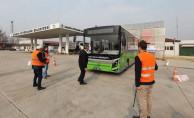 Toplu Taşıma Otobüs Şoförü Mesleki Yeterlilik Belgesi Sınavları Devam Ediyor
