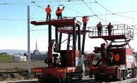 Tramvay Hatlarından Kablo Hırsızlığı Uyarısı