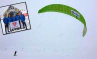 Denizlili Kayakçılar Dünya Kupası'nda