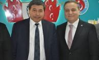 Genel Müdür Arıkan'dan Türk Ulaşım-Sen'e Ziyaret