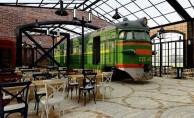 Vagon Kafe ile Bilecik'in Gençlik Merkezi Adım Adım Oluşuyor
